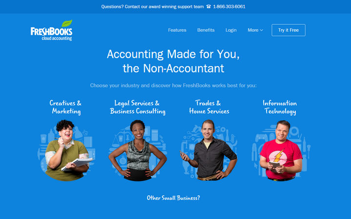 FreshBooks Cloud Accounting Service Review