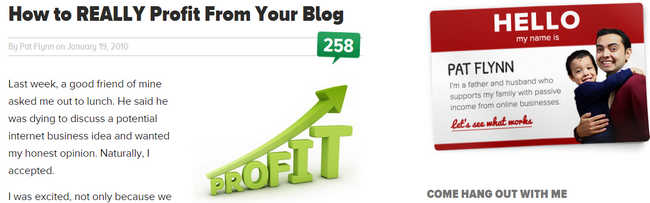 How to REALLY Profit From Your Blog