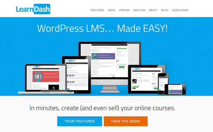 WordPress LMS Plugin by LearnDash Review